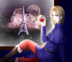 Bastille Day by FRUK4ever
