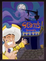 C'Mon Down to Stan's by WonderDookie