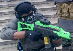 MW2 Ghost Cosplay by Antimatter-Radius