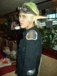 Jak at shadocon by fllhllwichigo