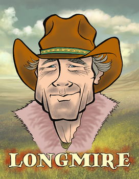Longmire/mischief by busteray