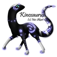 Kinosaurus Adopt 1: CLOSED by Akari-Adopts