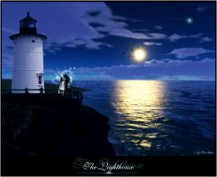 The Lighthouse by SinAlma