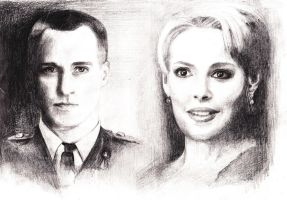 George and Izzie by Bree-Style