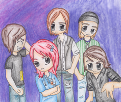 Paramore by blackbiscuit