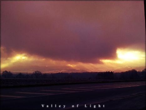 Valley of Light by Lee-Xai