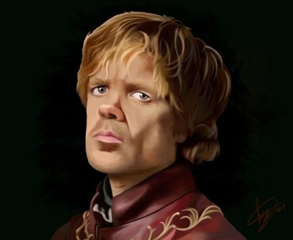 Tyrion Lannister by Laanz