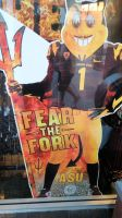 Sparky's Fear the Fork Cutout by BigMac1212