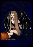 Me as a fairy by Smurfette123