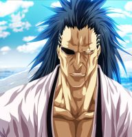 KENPACHI IN HD by SkillzSpeedMaestro