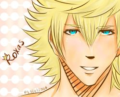 Roxas by chinensisXIII