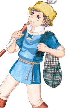 Donnel by kurobas