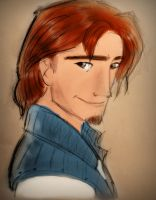 Flynn Rider by Bamiebal