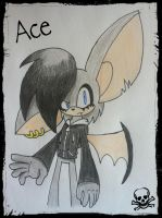 .::AcE tHe VaMpIrE bAt::. by evil-angel13