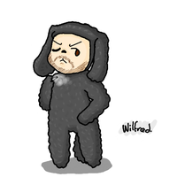 Wilfred. by LadyxOwl
