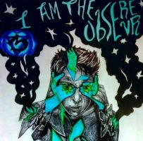 I am the Observer by Dallinmankind