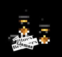 The Llamas Blues Brothers by P-edr0