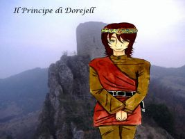Prince of dorrejell by LedyRaven