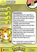 #026 Raichu by PokemonCMG