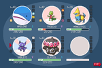 Pokemon Selection Screen by SirAquakip