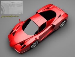 Enzo 3D by pavel89l