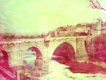 Toledo's Bridge by CrazyMadness
