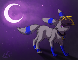 Darkus Moon by Sleeperstar