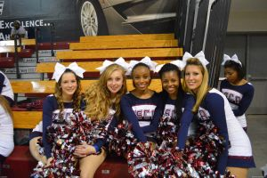The ladies of USCA by Joseph-W-Johns