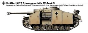 StuG III Ausf.G by nicksikh