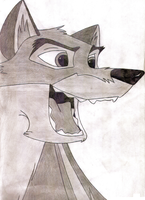 Is Balto Evil by wildtiel