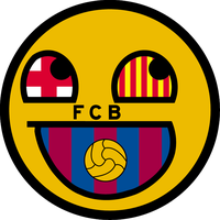 FC Barcelona smiley v1 by Lord-Iluvatar