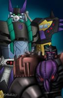 TFcon 2010: The Kaye-Team by ninjatron