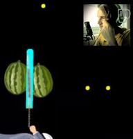 Watermelons And Lightsabers = dicks by DA-AuoraVirus