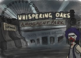 Whispering Oaks by The-Mysterious-MJ