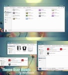 Theme Iconpackager UserMowla by creamanuali