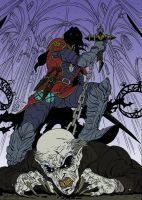 Gabriel vs Orlock by ICComics