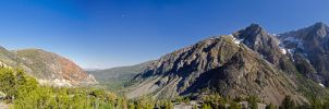 Looking Back on Tioga Pass by do7slash