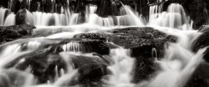 Sam Lun Waterfall - Top Level by palmbook
