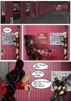 Stormy Petrel Page by MrHades