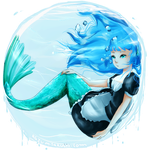 merMAID by kazumitakashi