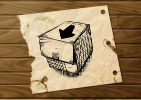 Paper Box by A-Leap-Of-Faith
