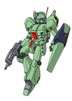 RGM-89 Jegan by Blayaden