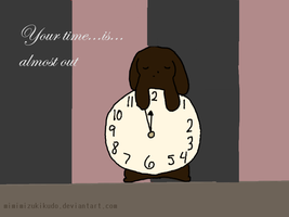 Theme 24-time Is Running Out by Mimimizukikudo