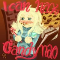 I cAn hAz cAndy Na0 by the-Loony