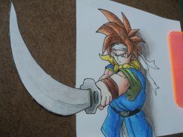 Crono 3D by AdrianoL-Drawings