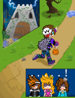 Trick or Treat? by malerfique