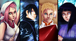 Naruto 700 - Collab by TobeyD