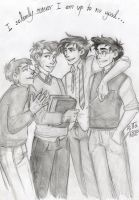 The Marauders by RiTTa1310