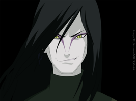 Orochimaru by lamp3r