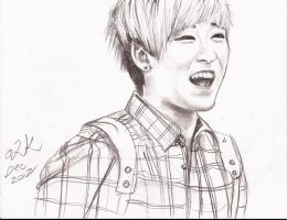 Kevin Woo of UKISS by topistops